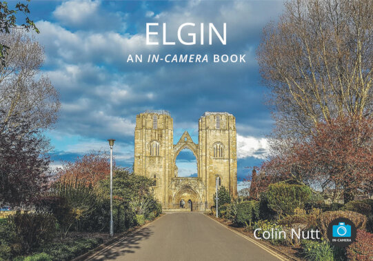 Jacket of Elgin: An In-Camera Book