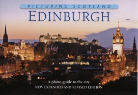 Jacket of Picturing Scotland: Edinburgh (Second Edition)