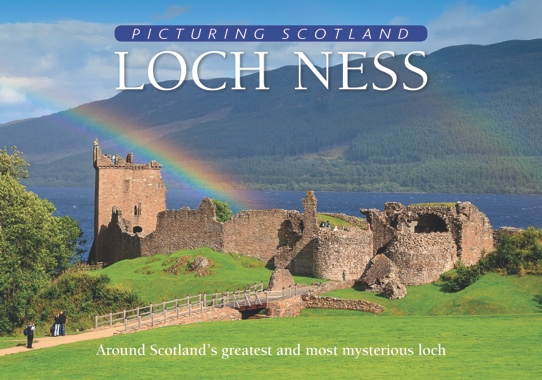 Jacket of Picturing Scotland: Loch Ness