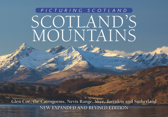 Jacket of Picturing Scotland: Scotland's Mountains (2nd edition)