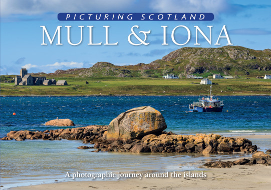 Jacket of Picturing Scotland: Mull & Iona