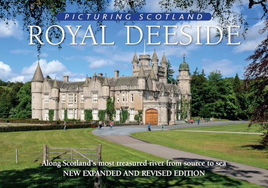 Jacket of Picturing Scotland: Royal Deeside (2nd edition, Expanded and Revised)