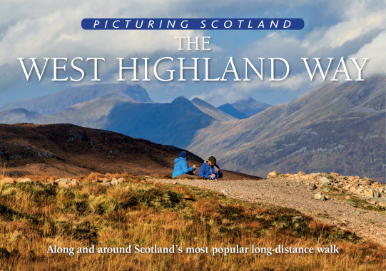 Jacket of Picturing Scotland: The West Highland Way